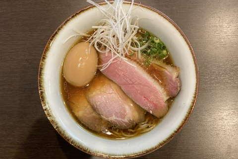 yagu-noodle特製醤油